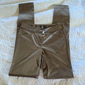 H&M Shiny party Pants NEW